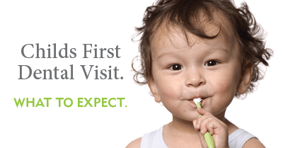 What to Expect at Your Child's First Dental Visit