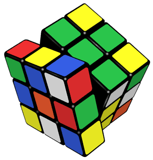 Solve the Perplexus or Rubiks Cube Challenge
