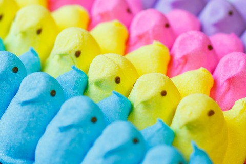 peeps Easter candy