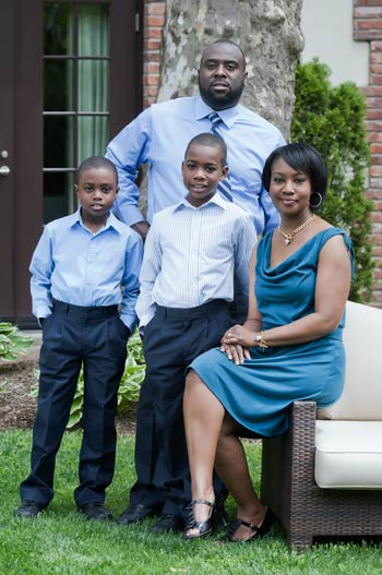 The Hollins Family